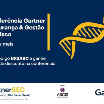 2b63bedfb3bc ABCIS – Conferência Gartner Segurança e Gestão de Risco 2019